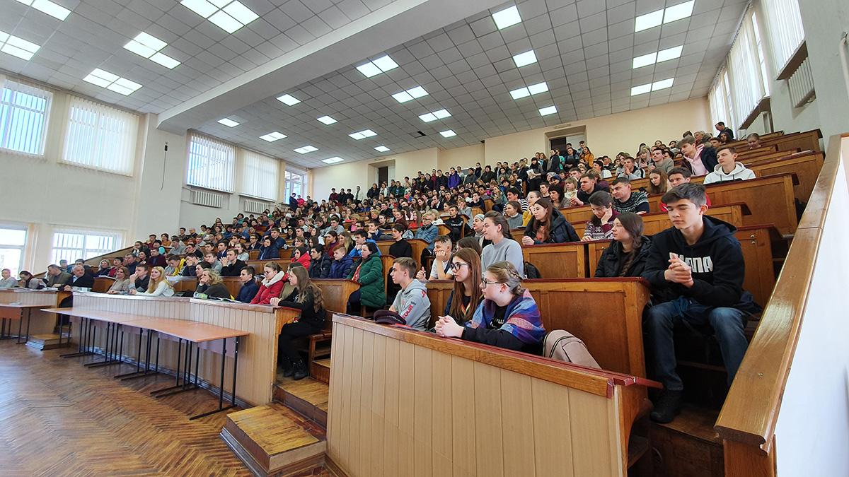 ІІІ етап Всеукраїнської учнівської олімпіади з географії