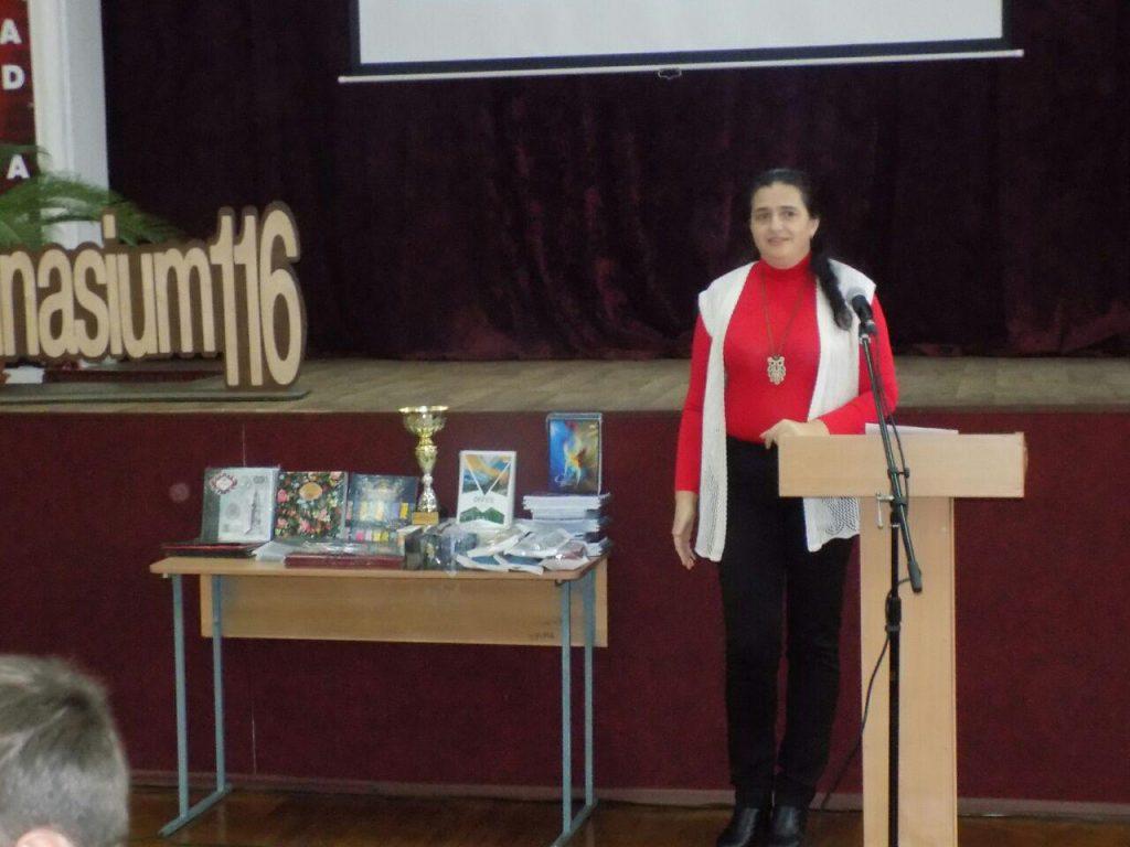 Викладацький та студентський колектив кафедри виступив членами журі турніру юних географів