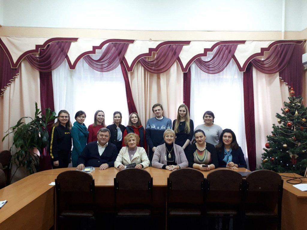 Вітаємо студентів кафедри з блискучим представленням проектів у І етапі Всеукраїнського конкурсу студентських наукових робіт