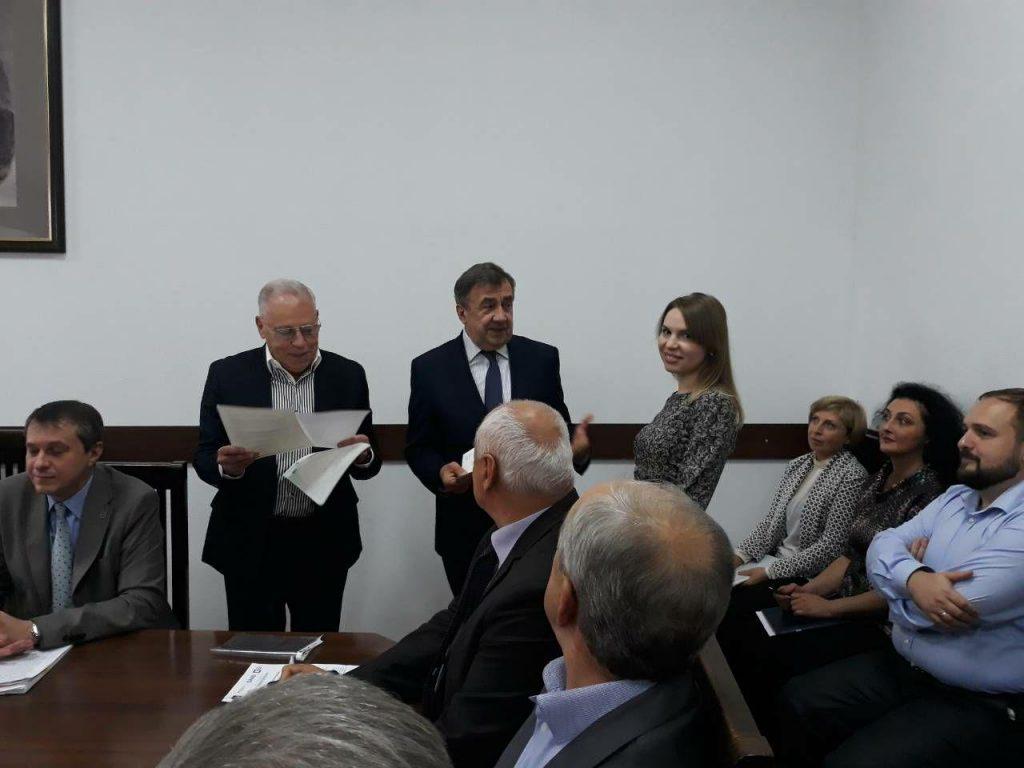 Вітаємо старшого викладача Н. В. Попович із отриманням міжнародного сертифіката володіння англійською мовою рівня B2
