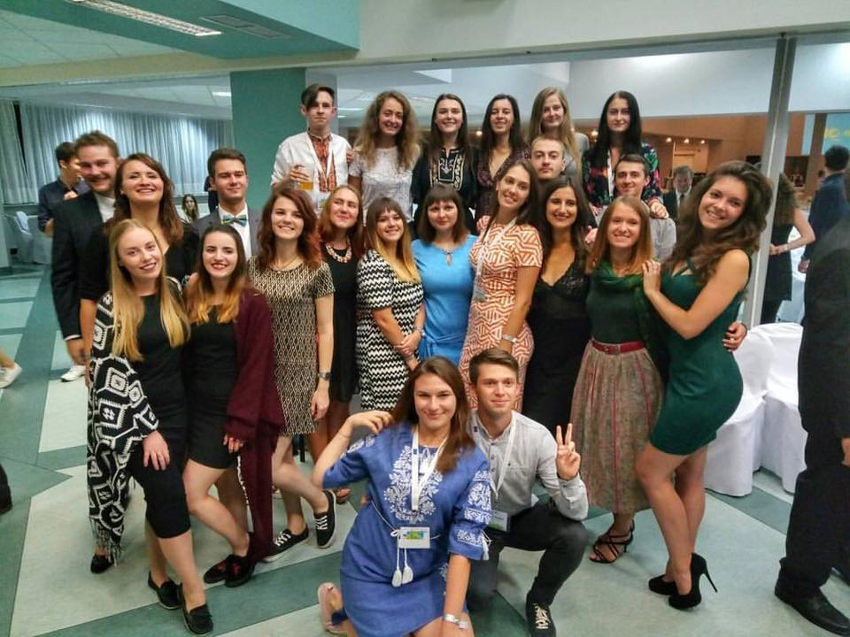 Cтуденти кафедри відвідали щорічний конгреc Європейської географічної організації студентів та молодих географів