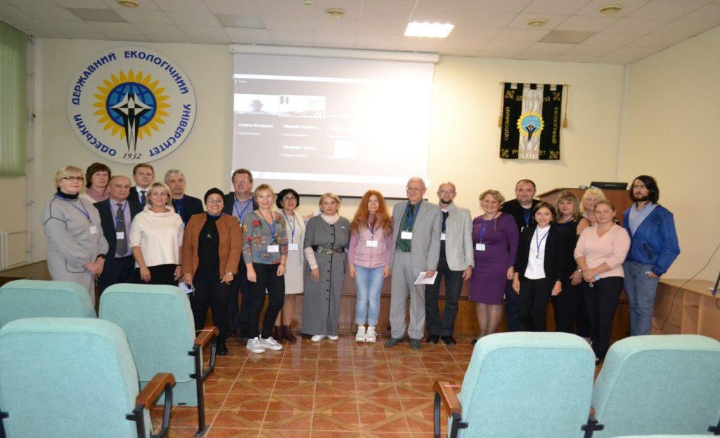 Кафедра взяла участь у міжнародній науково-практичній конференції «CLIMATE SERVICES: SCIENCE AND EDUCATION»